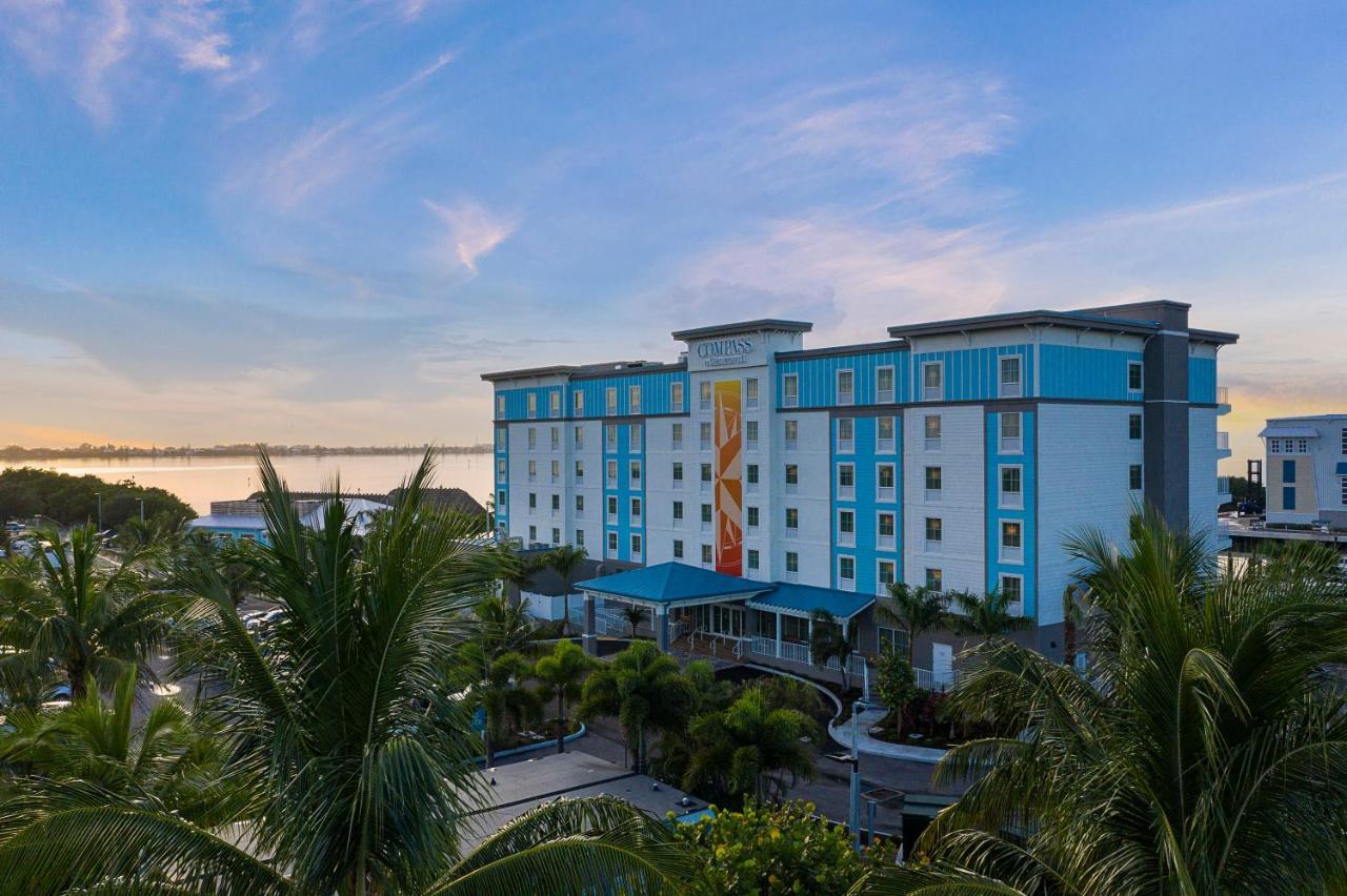 Отель  Compass Hotel By Margaritaville Anna Maria Sound