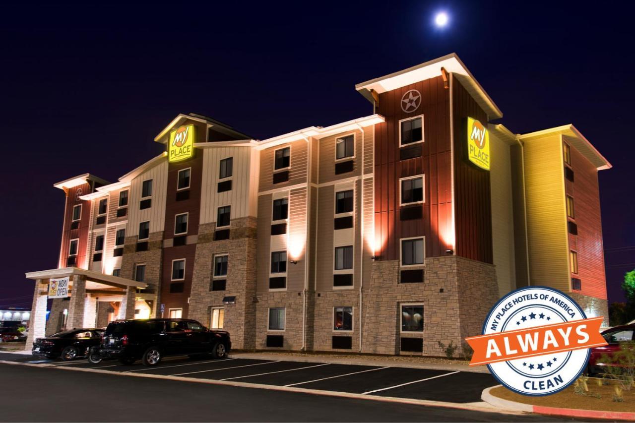 Отель Отель My Place Hotel-Amarillo West/Medical Center, TX