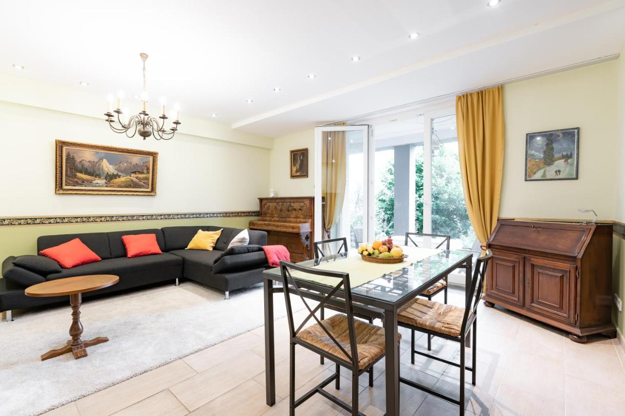 Апартаменты/квартира  Schoki Apartment Briller Viertel  - отзывы Booking