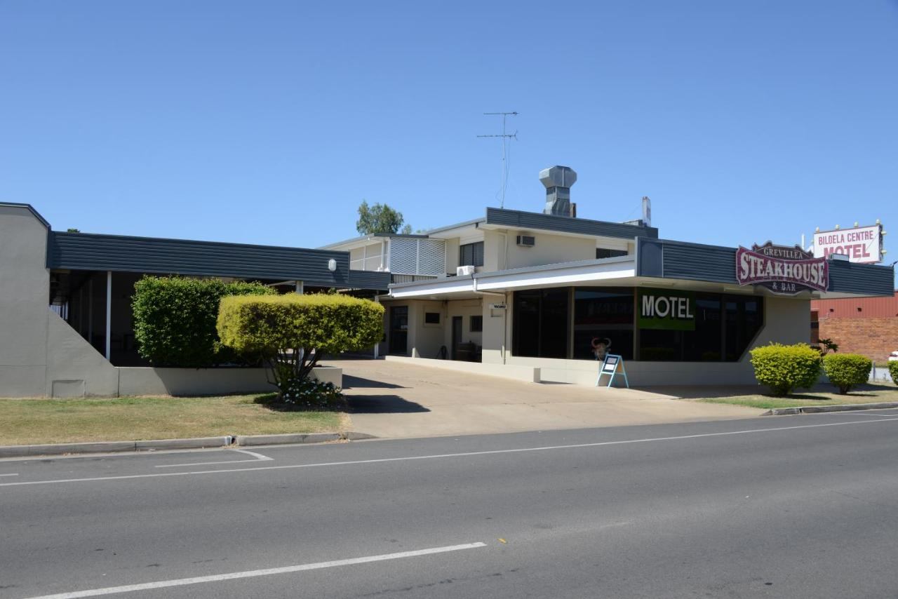 Отель  Biloela Centre Motel & Steakhouse Restaurant  - отзывы Booking