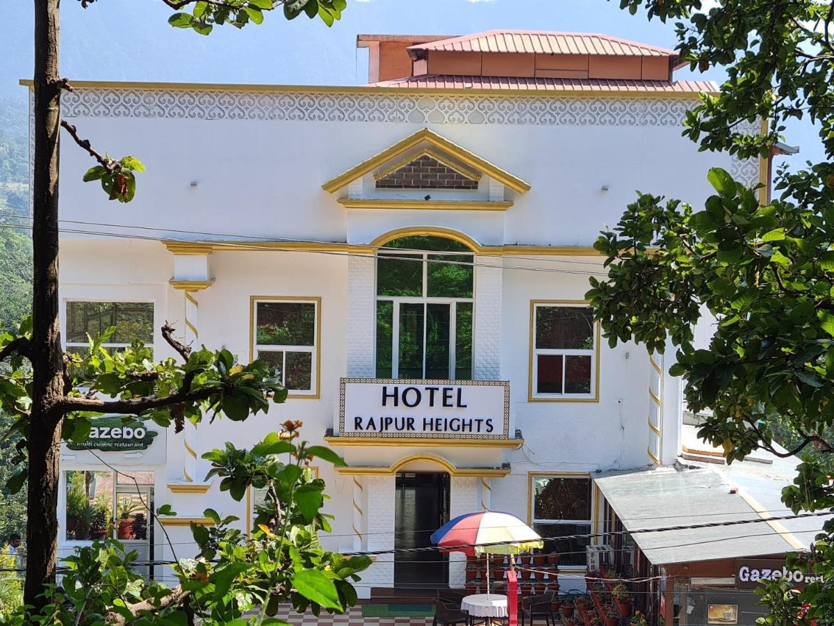 Отель  Отель  Hotel Rajpur Heights