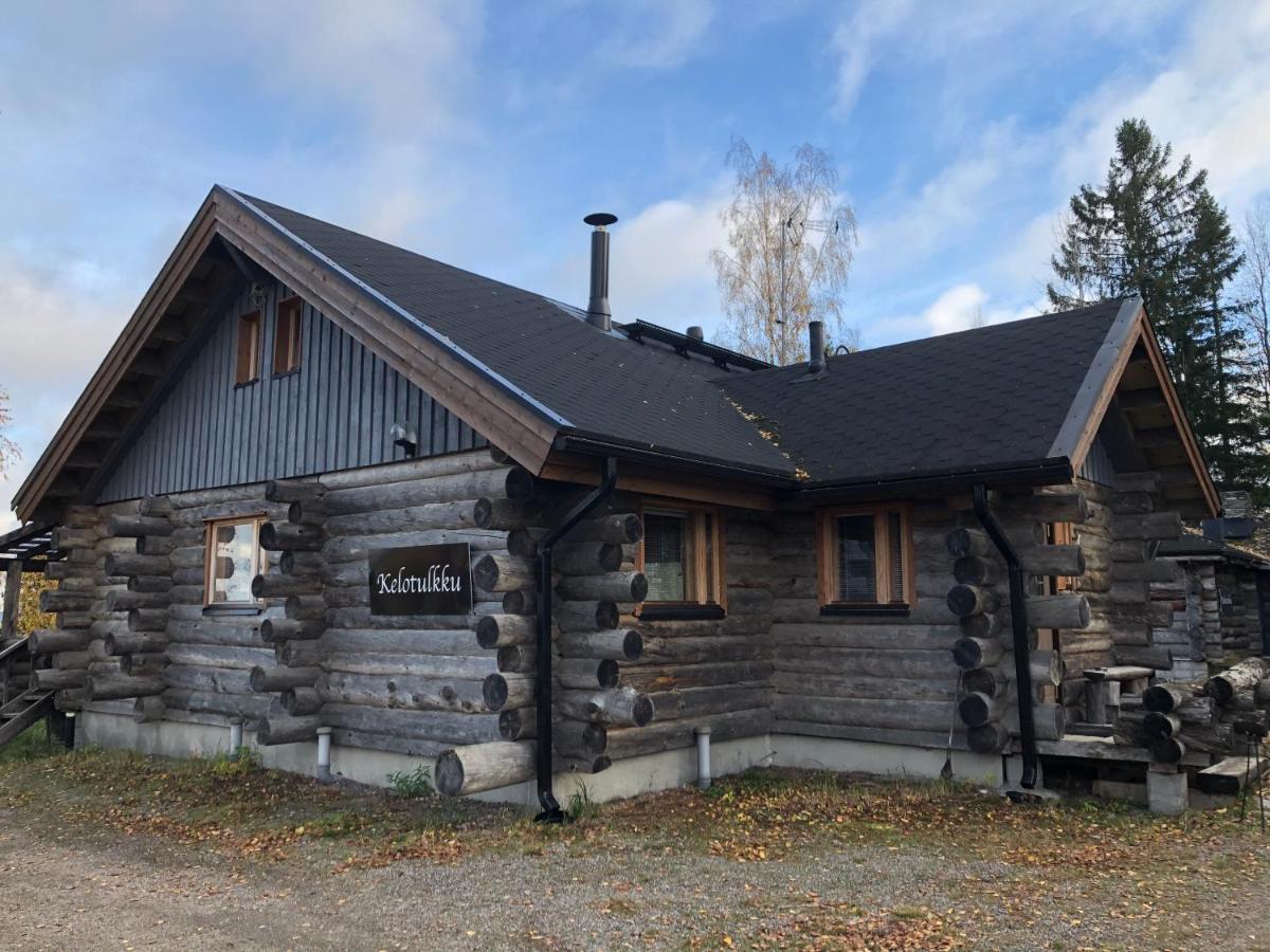 Шале  Kelotulkku Lodge