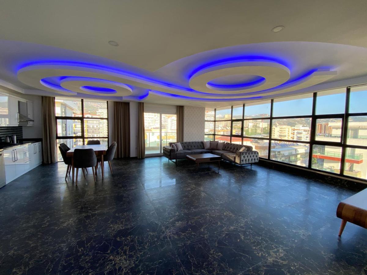Апартаменты/квартира  Panorama Penthouse Loft Duplex 250 m2 Alanya Antalya  - отзывы Booking