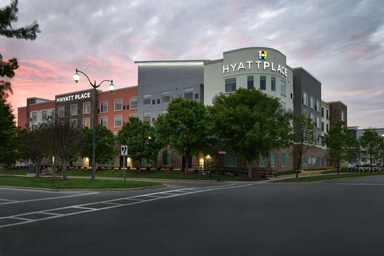 Отель  Hyatt Place Huntsville  - отзывы Booking