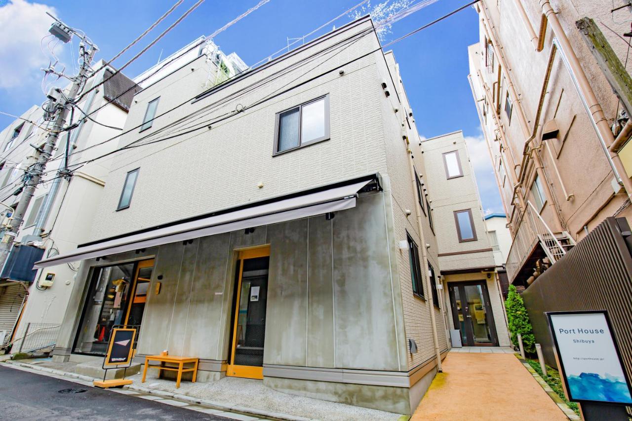Отель Port House Shibuya