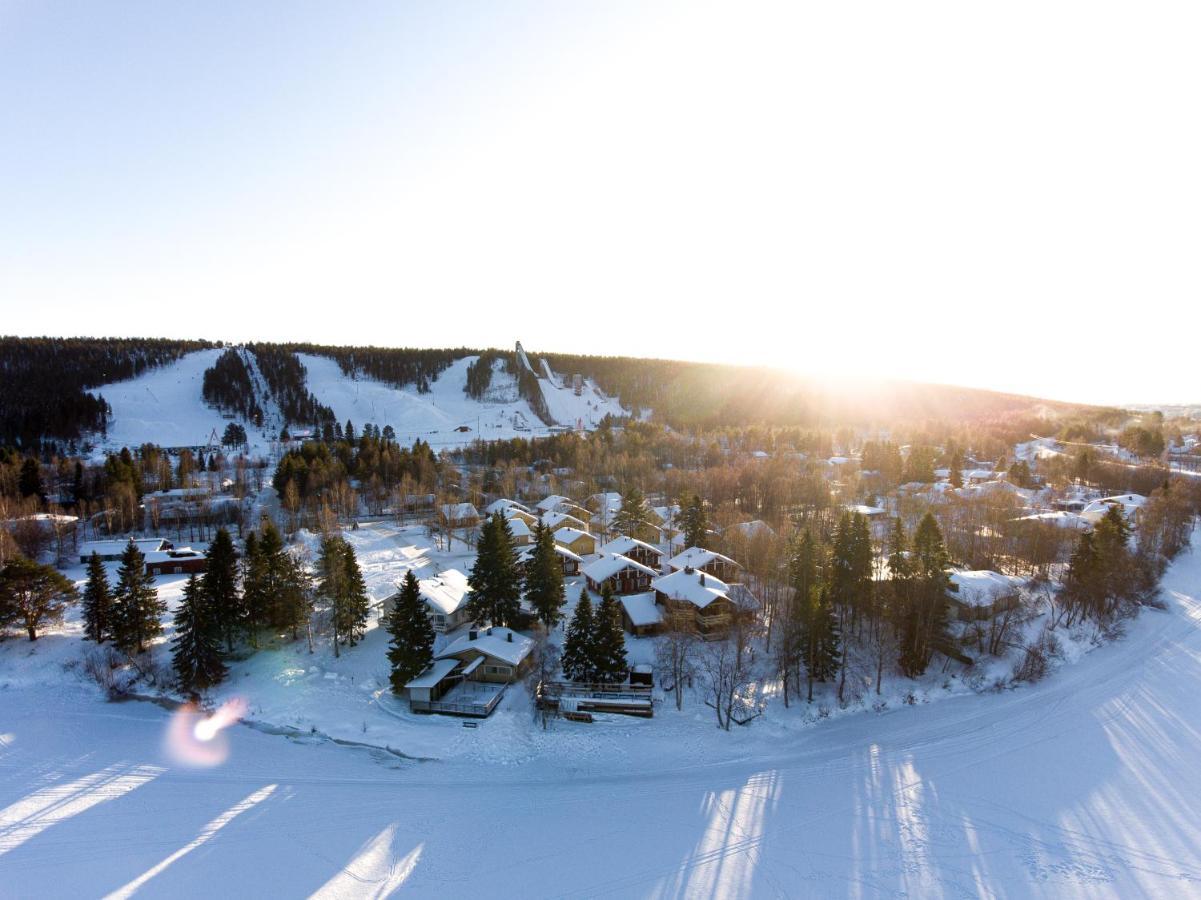 Отель  Lapland Hotels Ounasvaara Chalets  - отзывы Booking