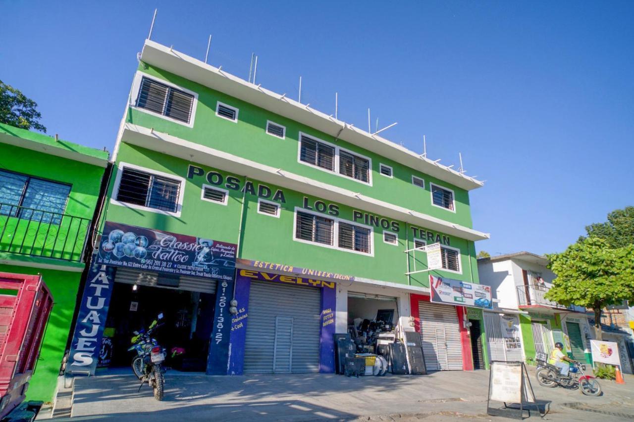 Отель  OYO Hotel Posada Los Pinos  - отзывы Booking