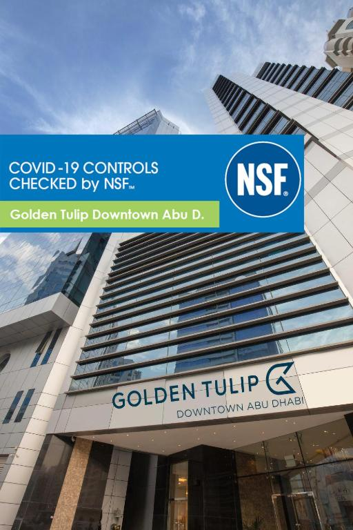 Отель  Отель  Golden Tulip Downtown Abu Dhabi