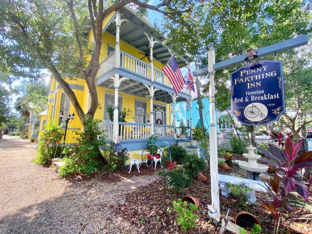 Отель типа «постель и завтрак»  Penny Farthing Inn  - отзывы Booking