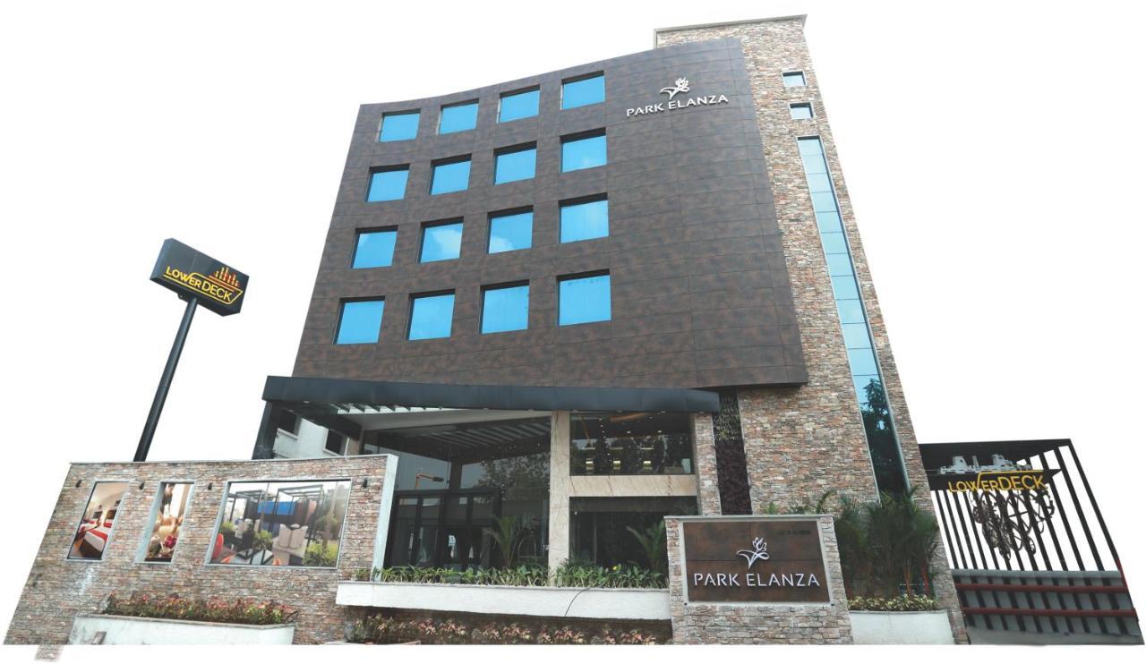 Отель  Park Elanza  - отзывы Booking