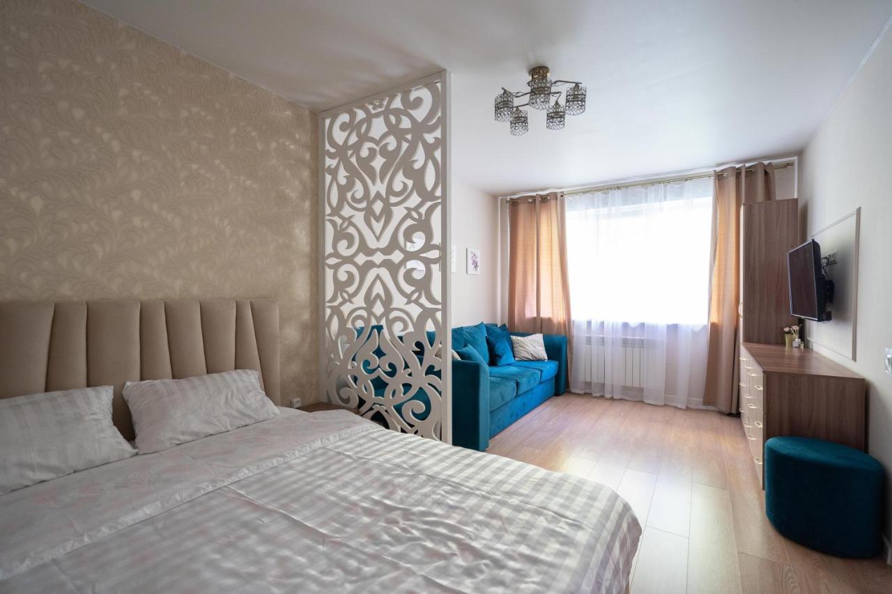 Апартаменты/квартира  Уютная квартира в центре Казани с новым ремонтном