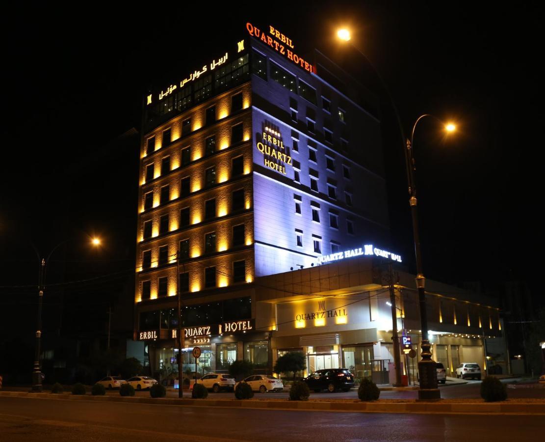 Отель  Отель  Erbil Quartz Hotel