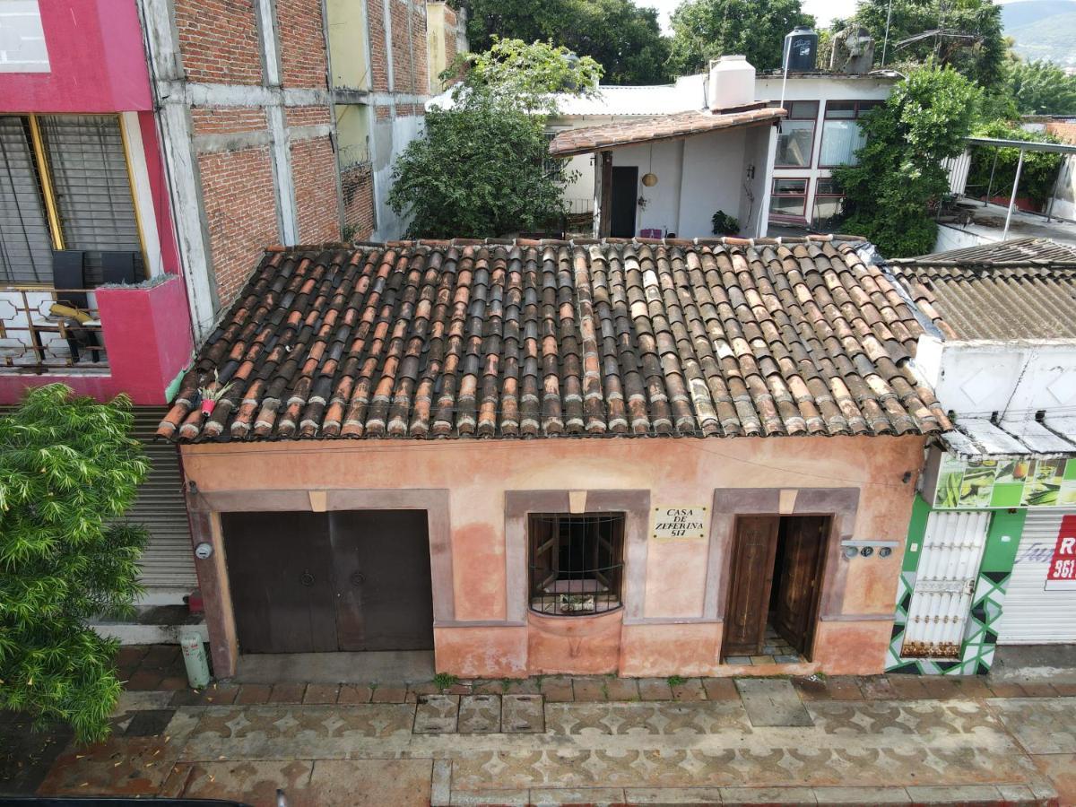 Гостевой дом  Hostal Casa de Zeferina  - отзывы Booking