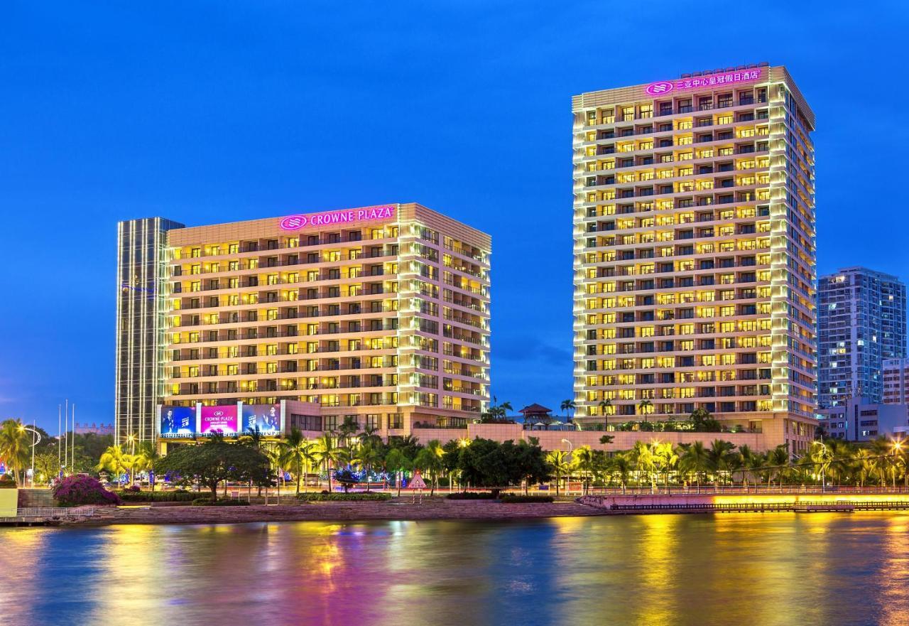 Курортный отель  Crowne Plaza Sanya City Center, an IHG Hotel  - отзывы Booking