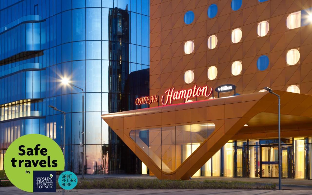 Отель Hampton by Hilton Saint-Petersburg ExpoForum - отзывы Booking