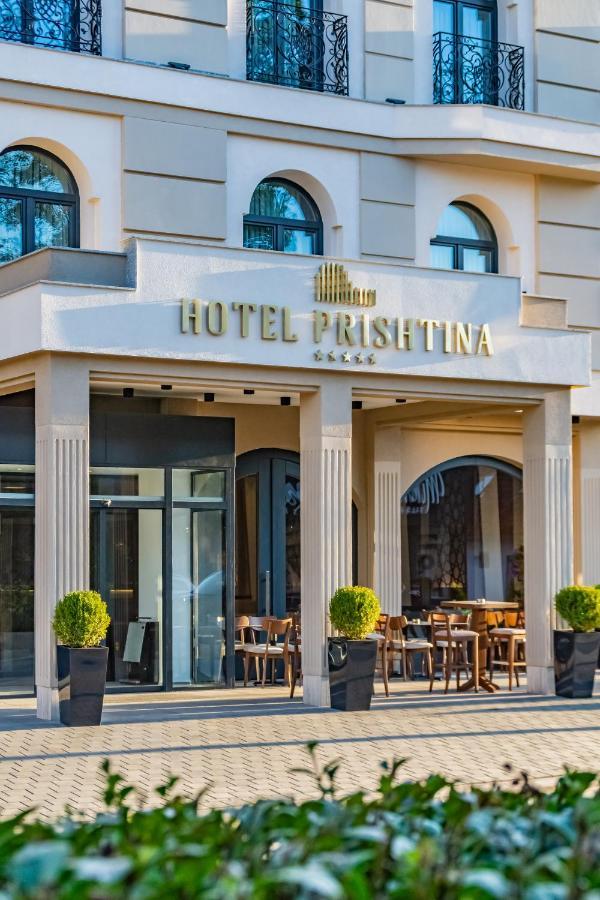 Отель  Hotel Prishtina  - отзывы Booking