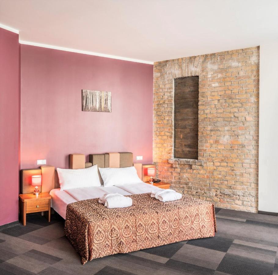 Отель  Rixwell Terrace Design Hotel