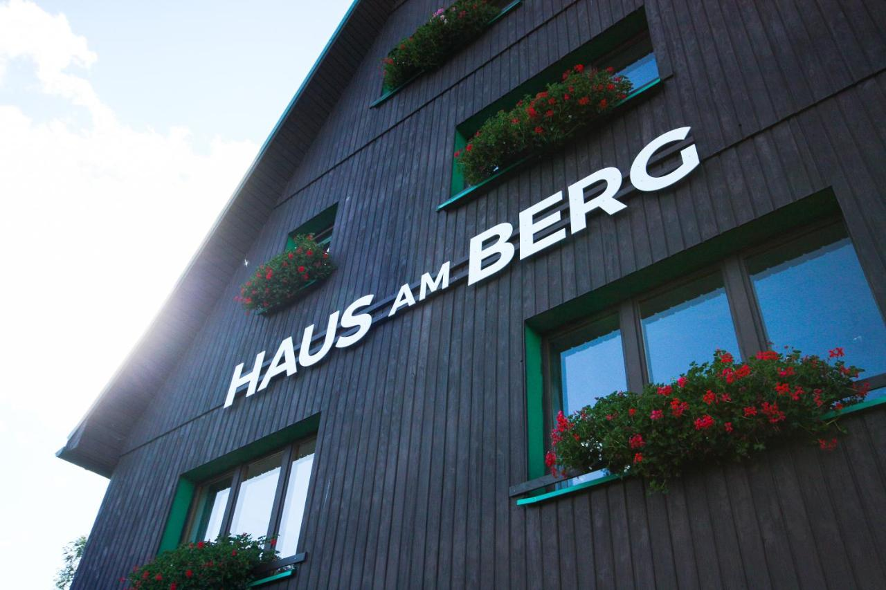 Гостевой дом  Haus Am Berg - Pension Direkt Am Skihang