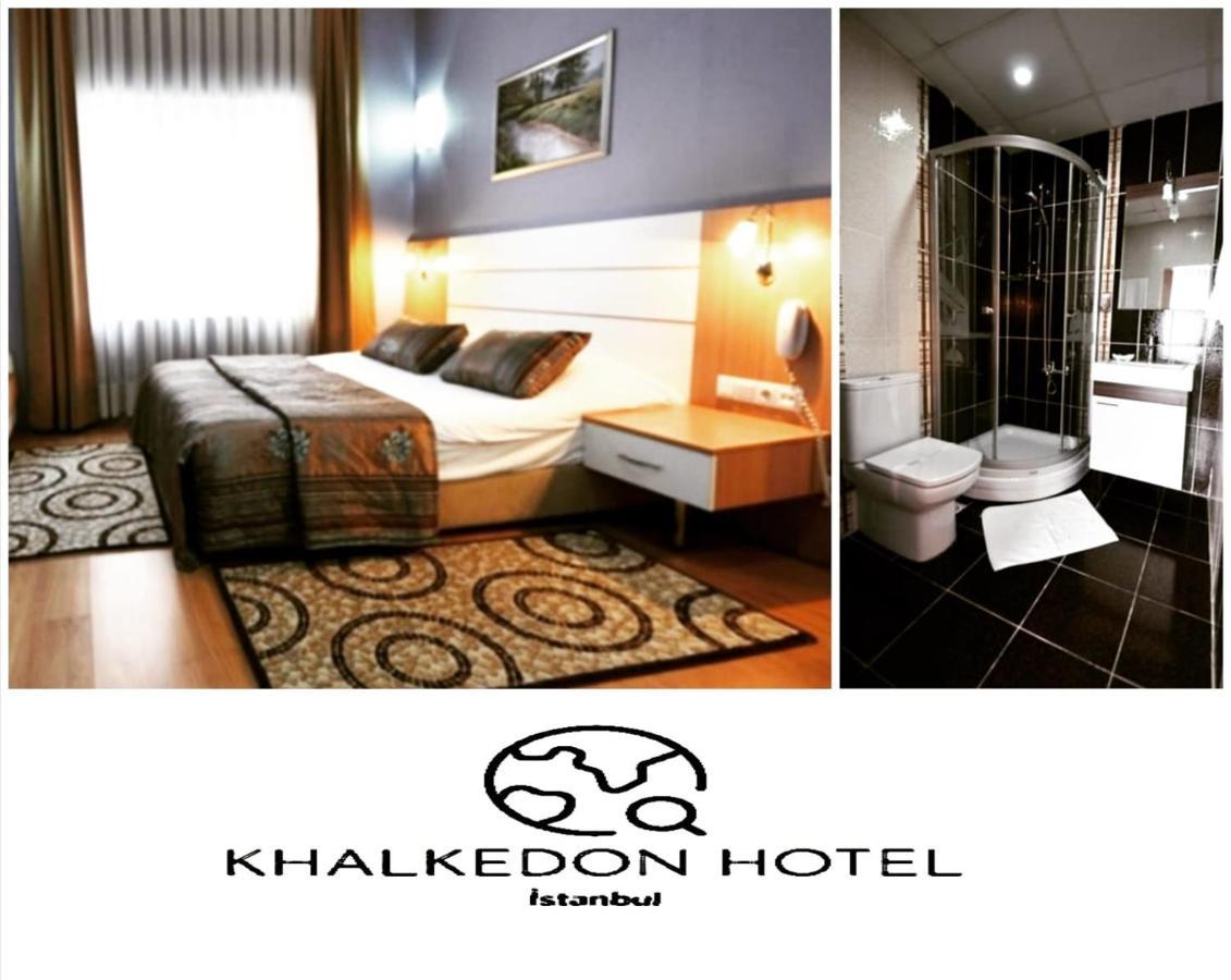 Отель  Khalkedon Hotel Istanbul