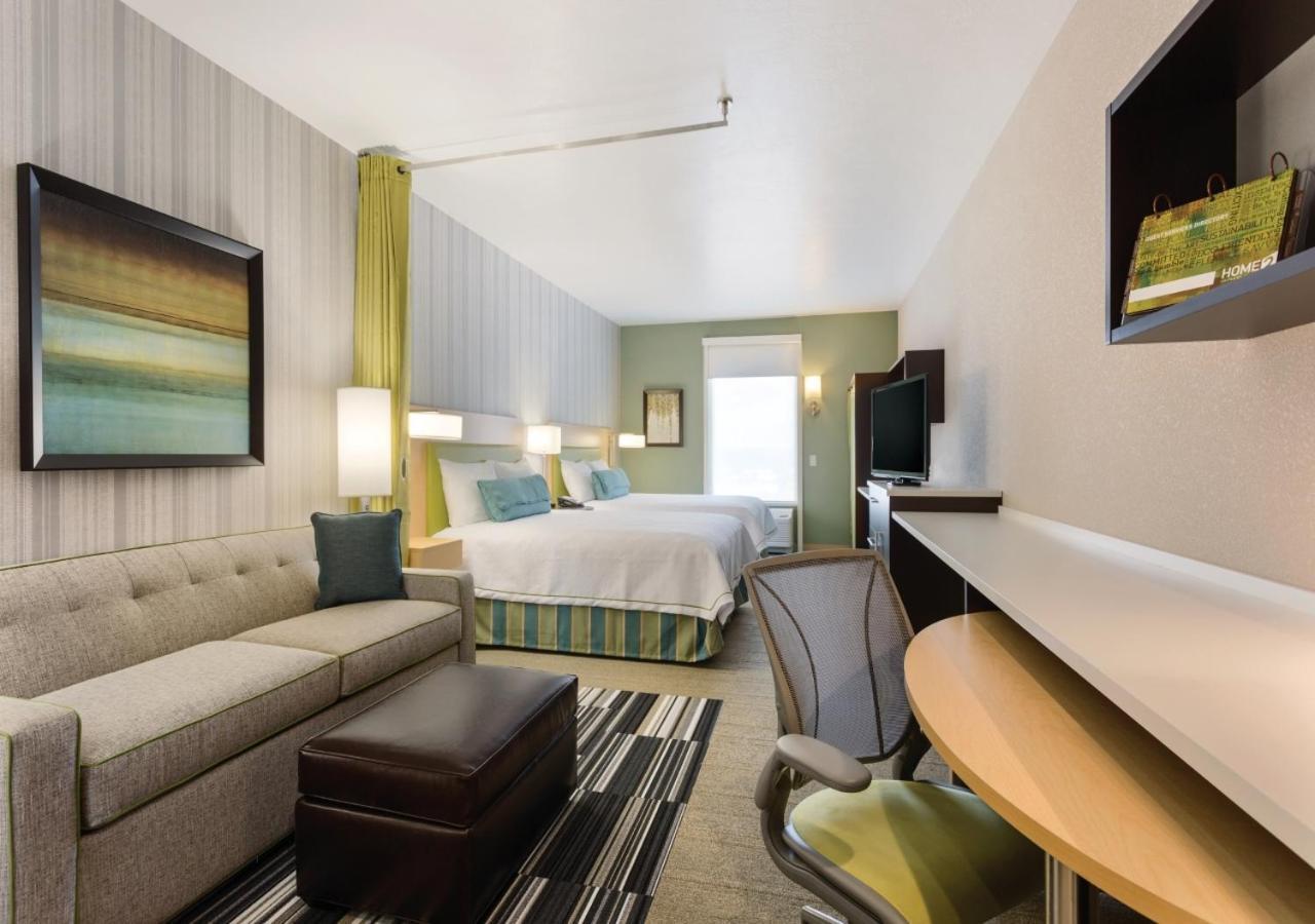 Отель  Home2 Suites by Hilton Salt Lake City-Murray, UT  - отзывы Booking