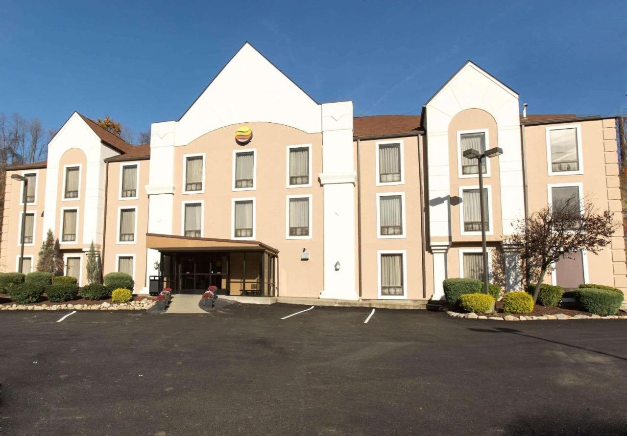 Отель Comfort Inn Pittsburgh - отзывы Booking