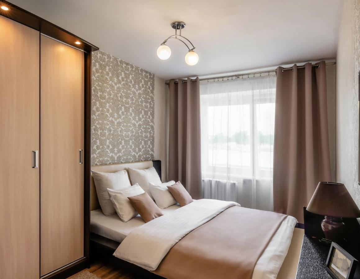 Апартаменты/квартира  PaulMarie Apartments on Zapadnaya  - отзывы Booking