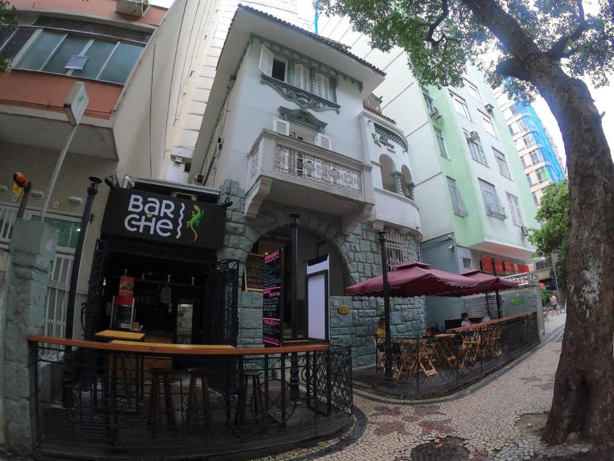 Хостел  Хостел  Che Lagarto Hostel Copacabana