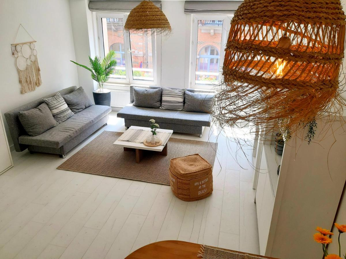 Апартаменты/квартира  Sfeervol, Luxe Appartement Knokke