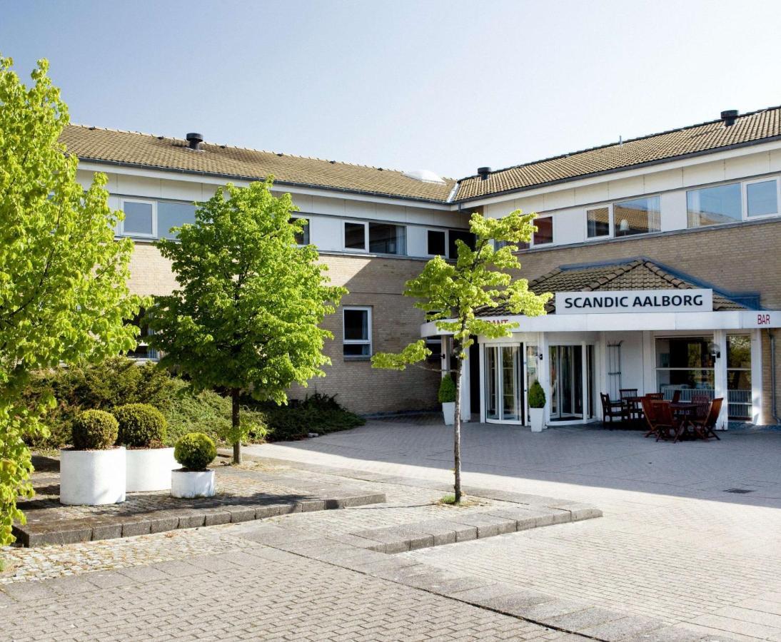 Отель  Отель  Scandic Aalborg Øst
