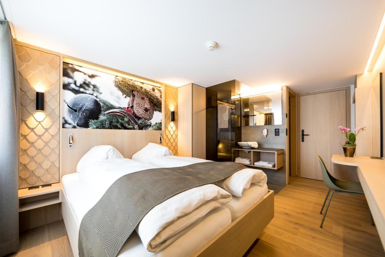 Отель  Hotel- Restaurant Krone