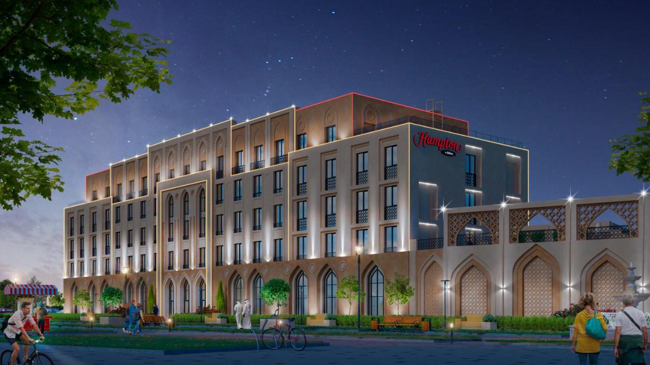 Отель  Hampton By Hilton Turkistan