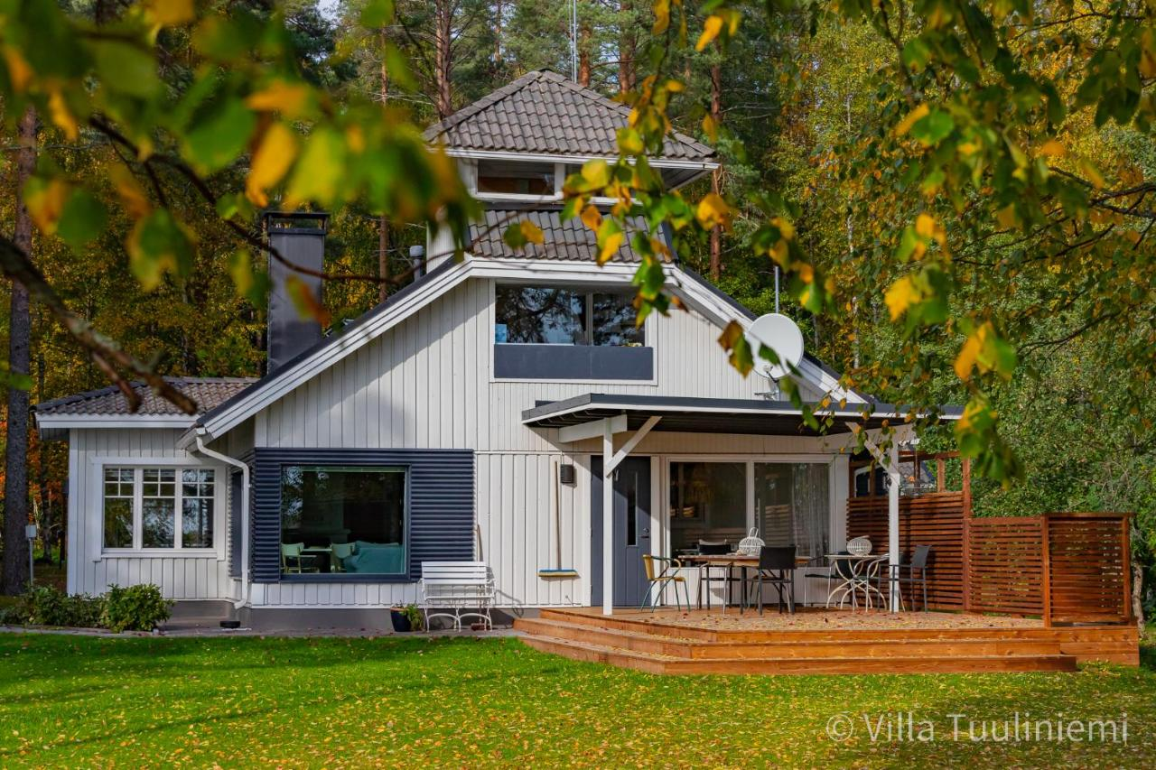 Вилла  Villa Tuuliniemi