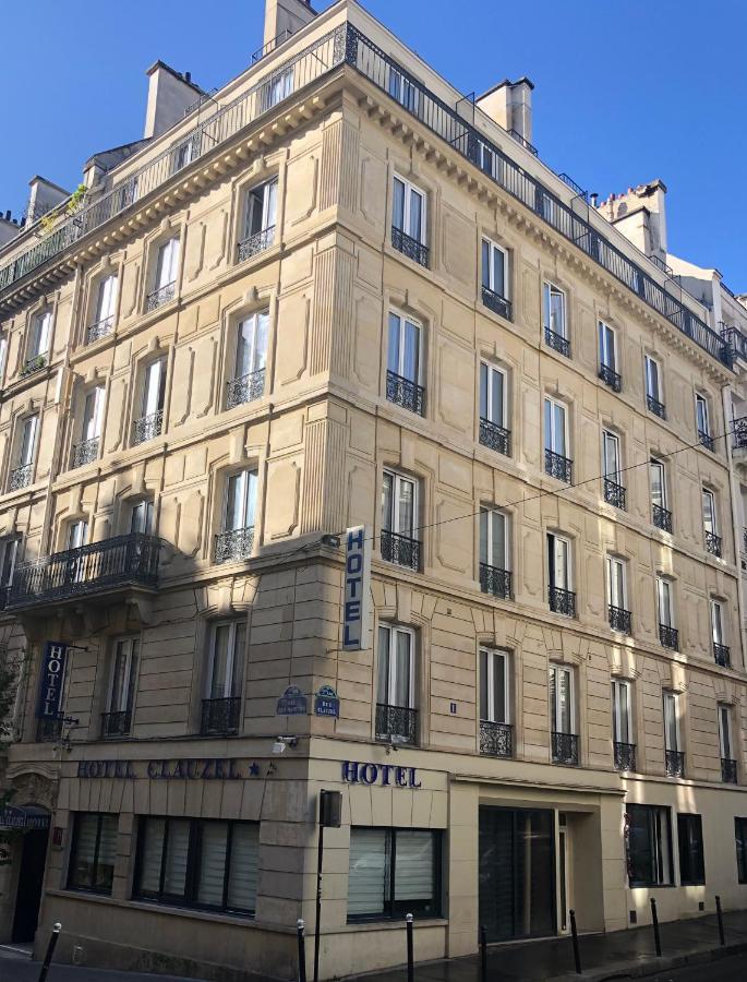Отель  Hôtel Clauzel Paris