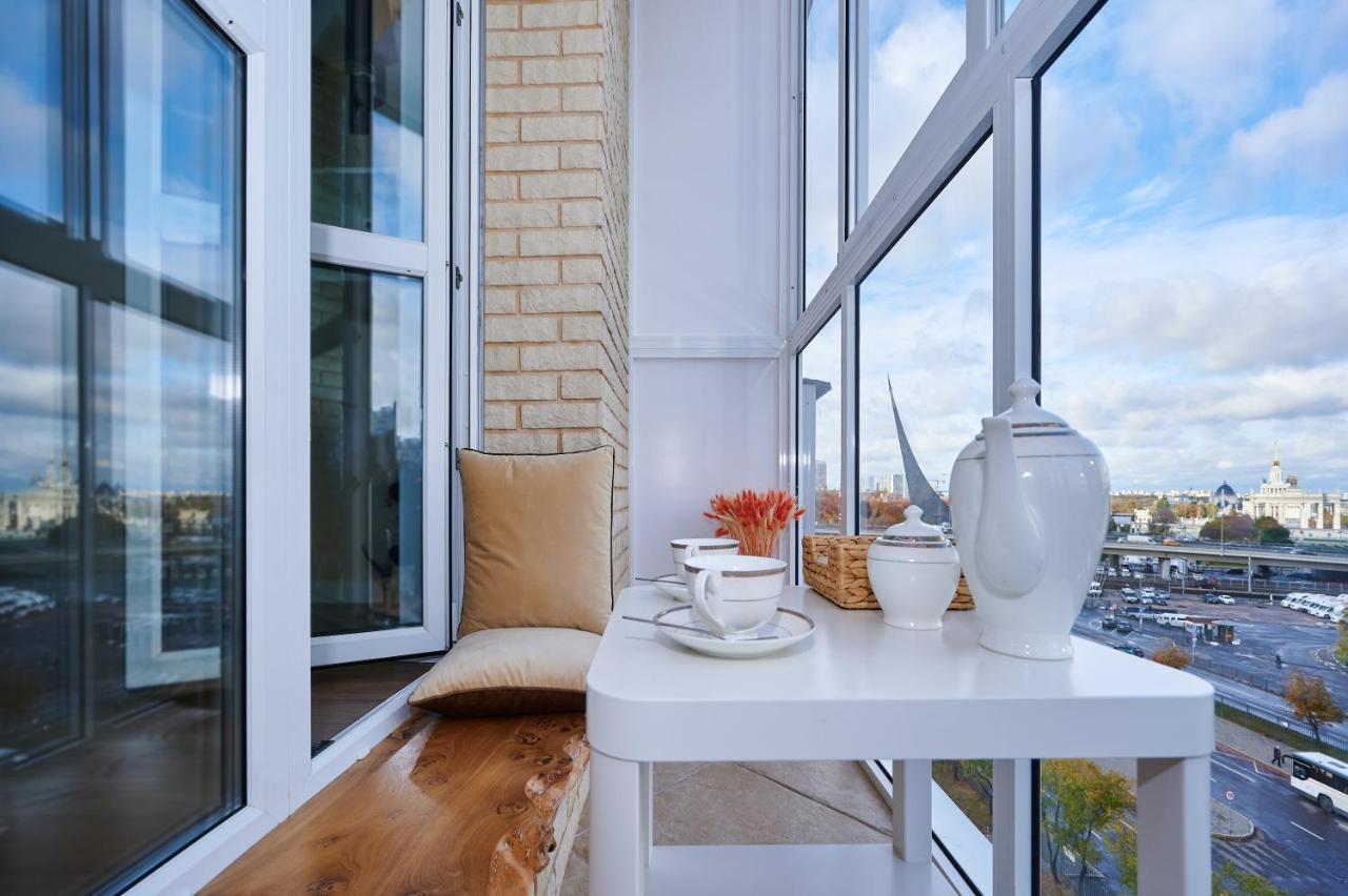 Апартаменты/квартира  Апартаменты с видом на Космос  - отзывы Booking