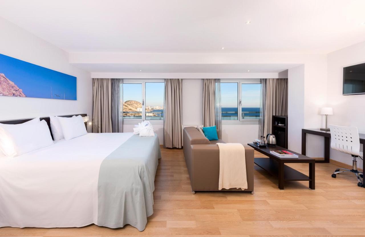 Отель  Отель  Hotel Alicante Gran Sol, Affiliated By Meliá