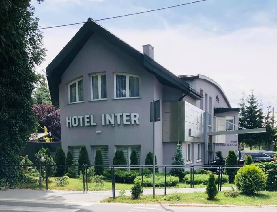 Отель Hotel Inter - отзывы Booking