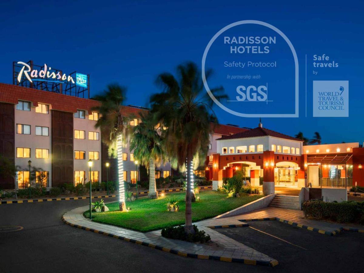 Отель  Radisson Blu Hotel, Yanbu  - отзывы Booking