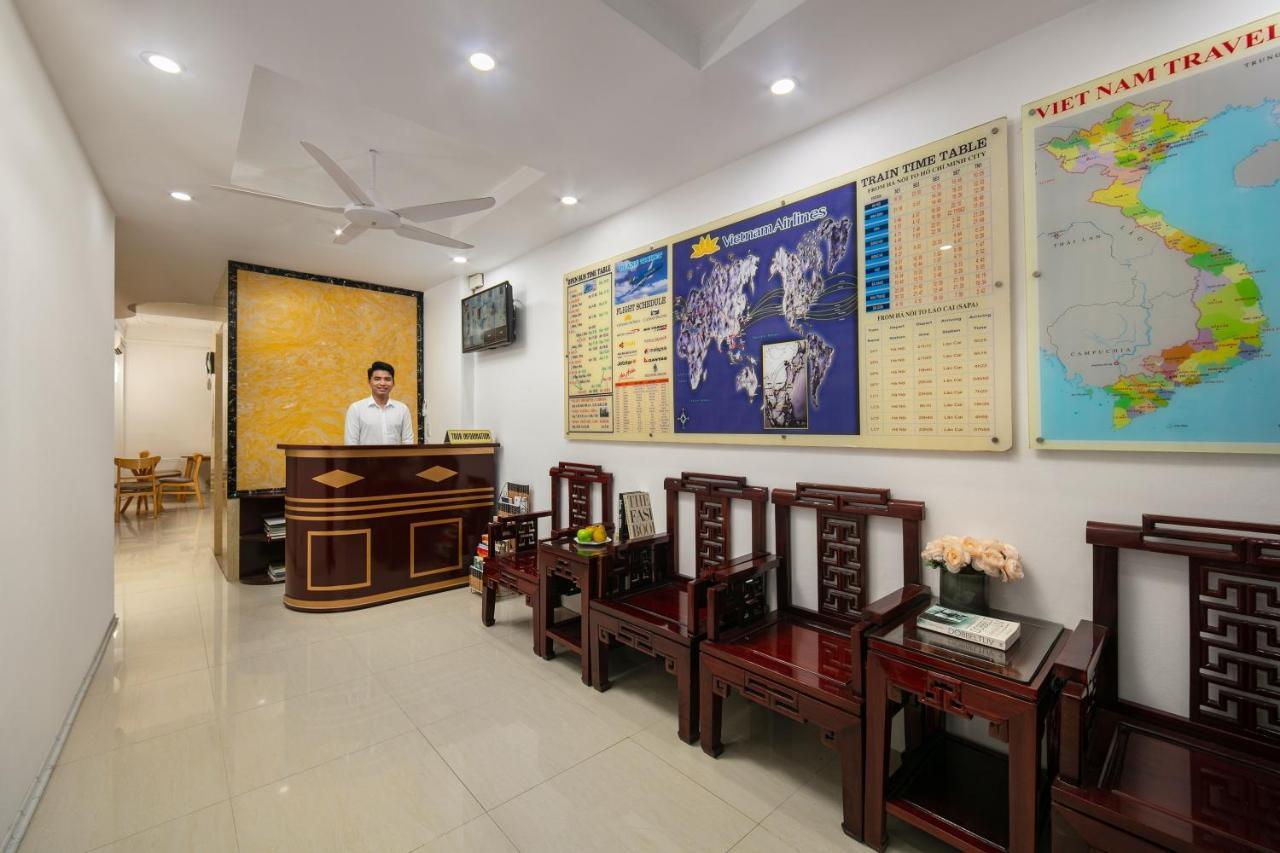 Хостел  Little Hanoi Hotel