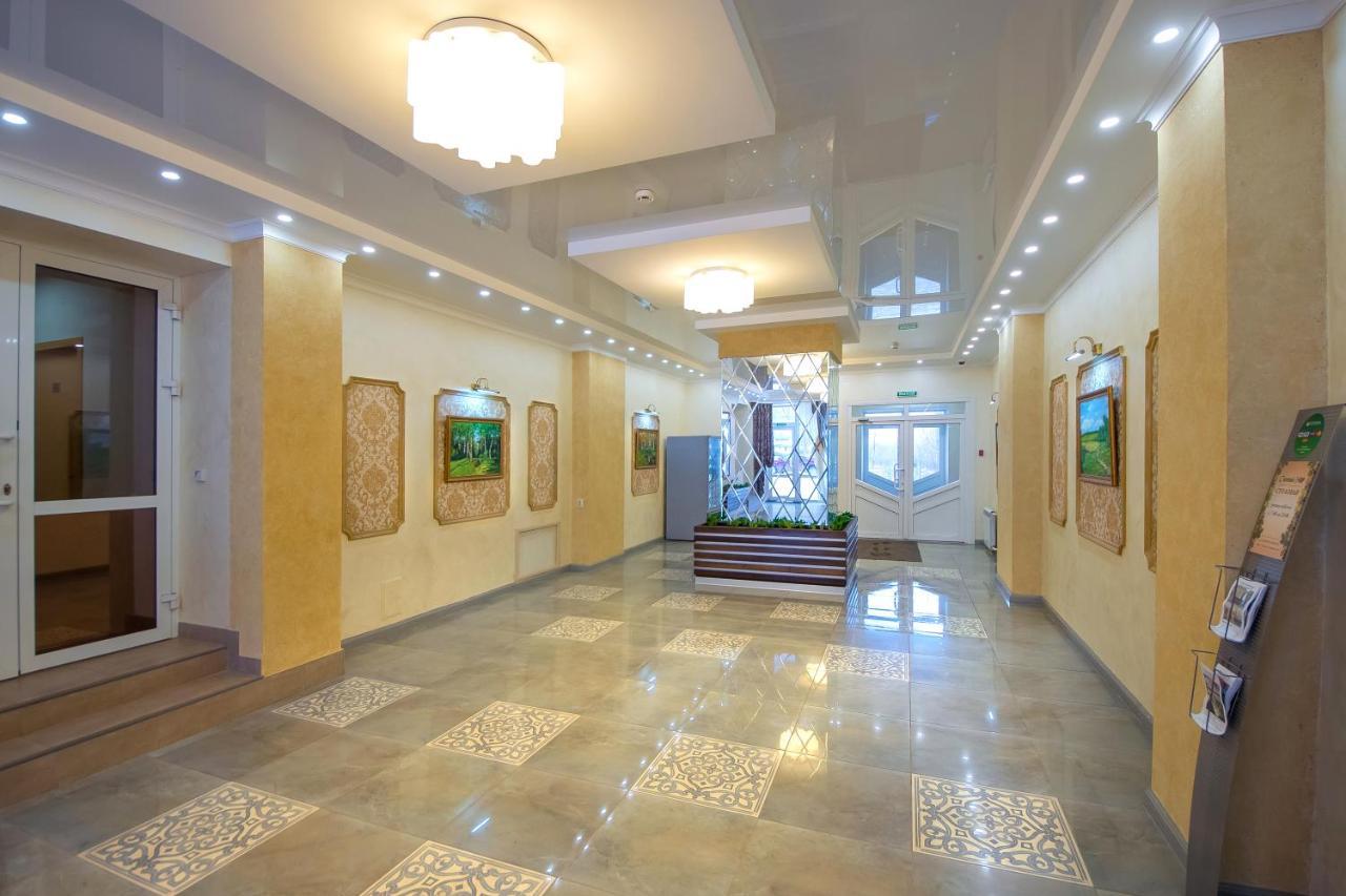 Отель  Sosnovy Bor Hotel
