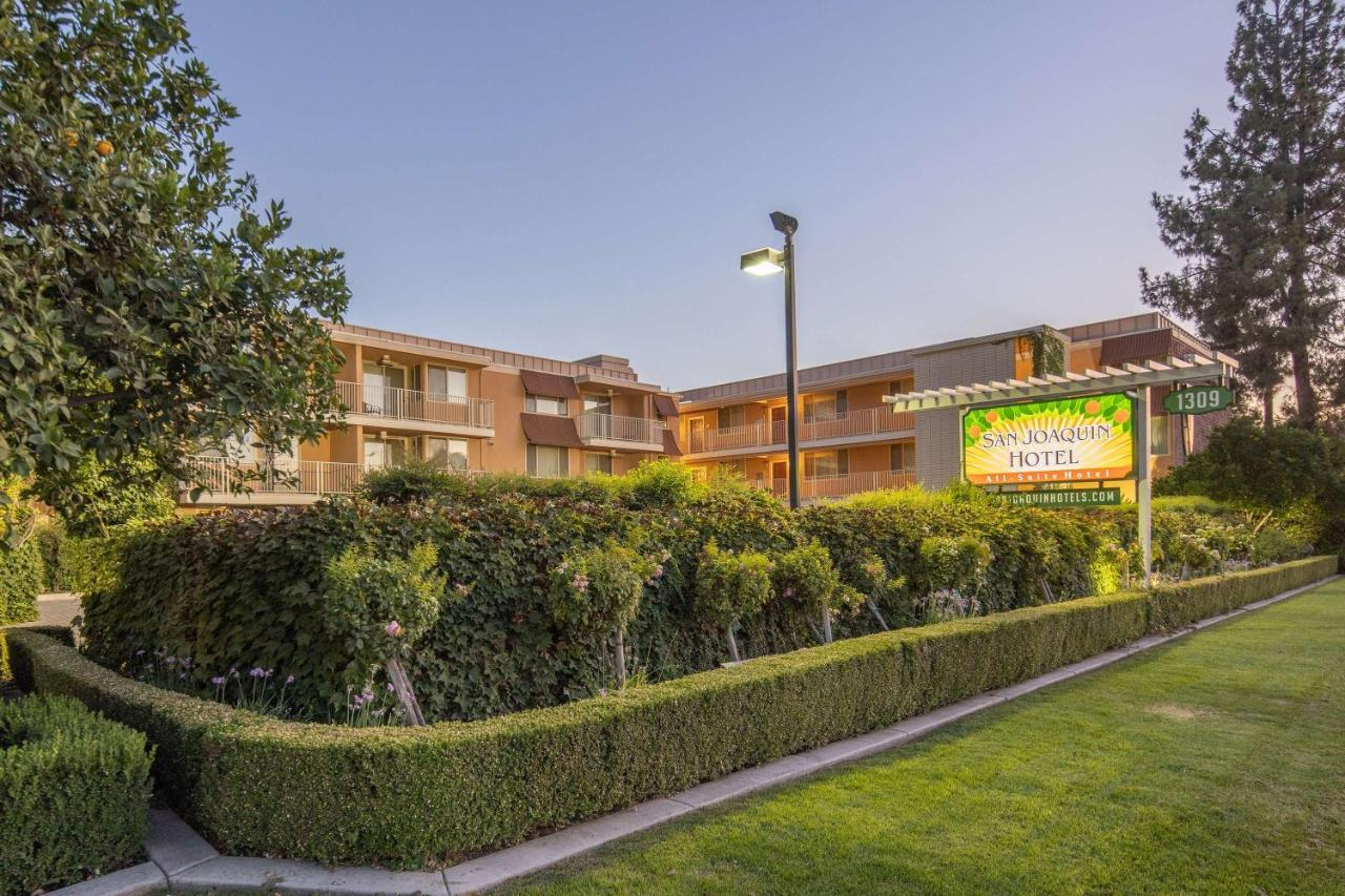 Мотель  Мотель  San Joaquin Hotel SureStay Collection By Best Western
