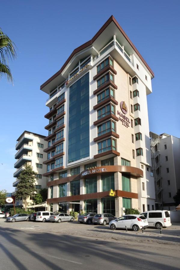 Отель  Отель  Masel Hotel