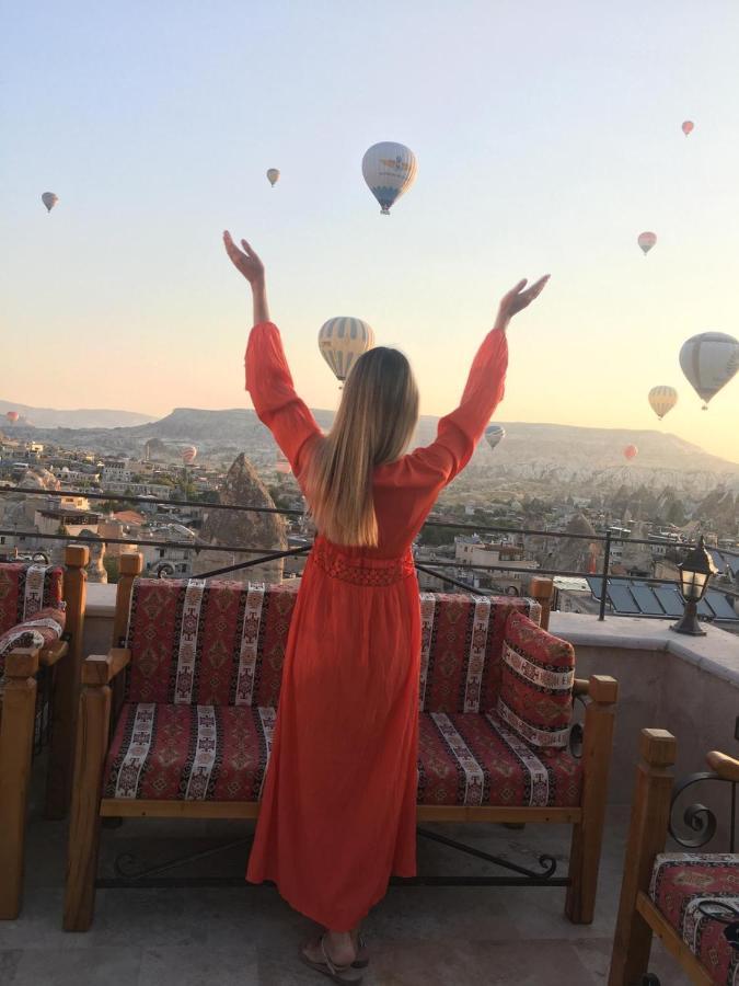 Фото Отель Cappadocia Cave Lodge