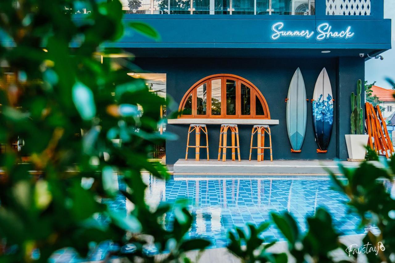 Отель  So Boutique Pattaya Hotel & Residence  - отзывы Booking