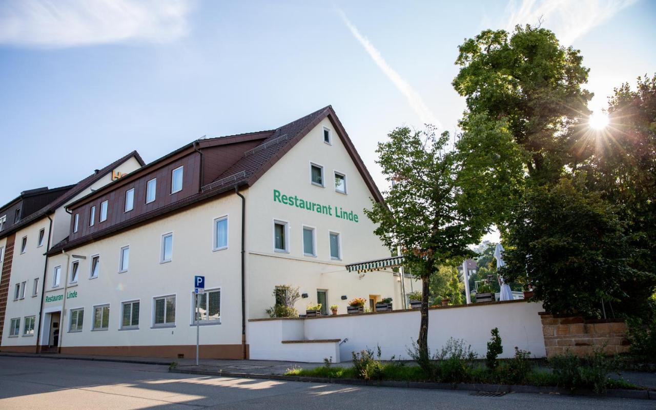 Отель  Hotel-Linde-Restaurant Monika Bosch Und Martin Bosch GbR
