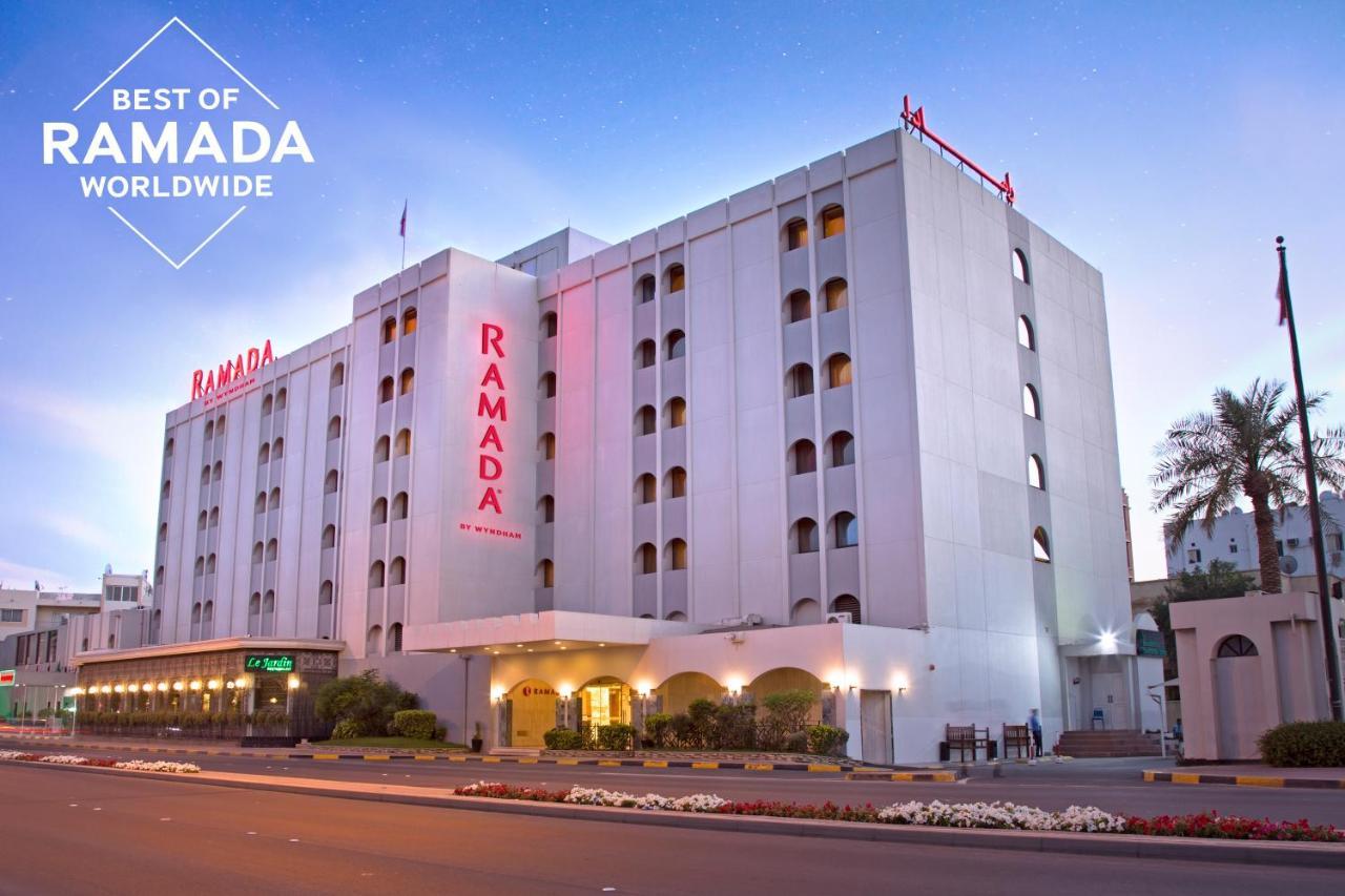 Отель  Отель  Ramada By Wyndham Bahrain