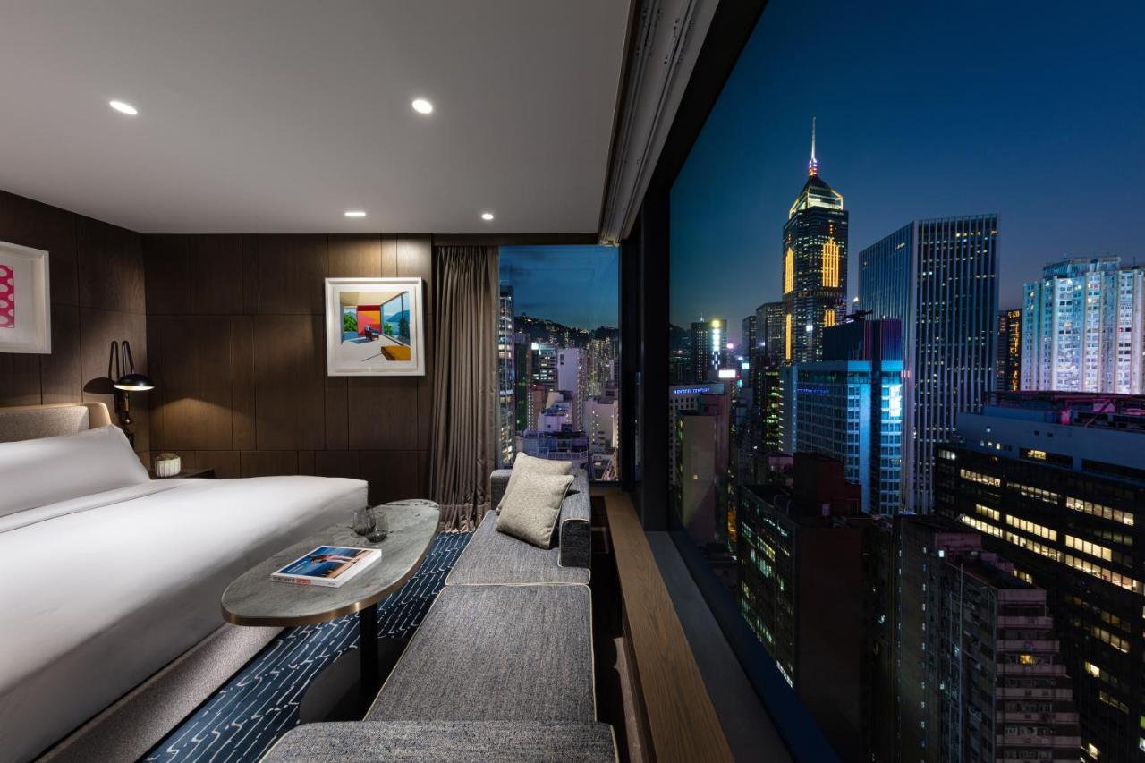 Отель  Отель  The Hari Hong Kong