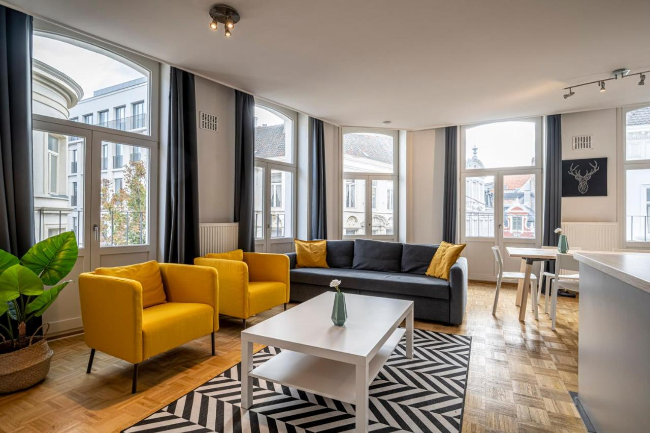 Апартаменты/квартиры  Smartflats Design - Ghent Central