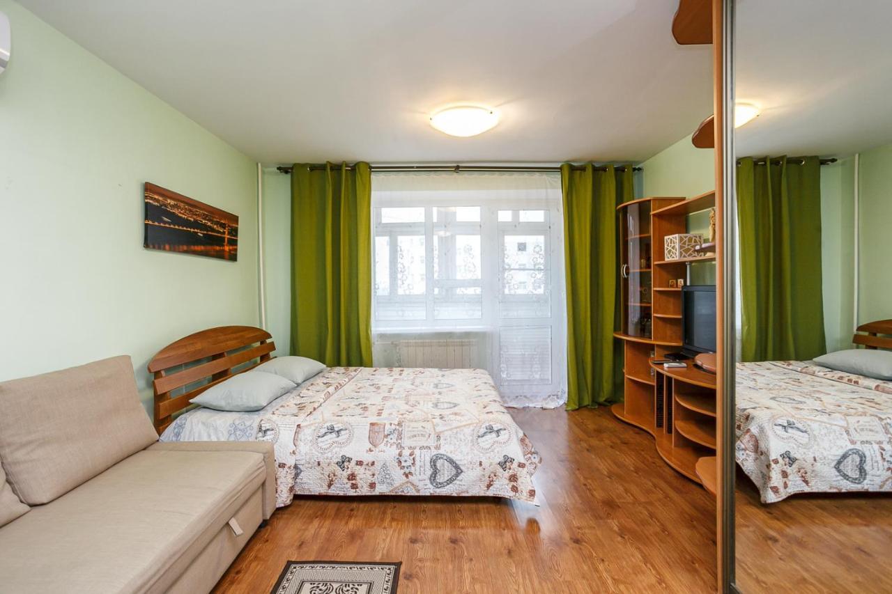 Апартаменты/квартира  Svetlaya kvartira v centre goroda ryadom s gorodskimi prudami  - отзывы Booking