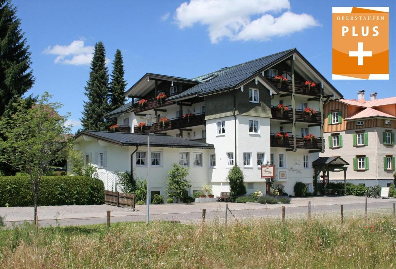 Отель  Kur- und Aktivhotel Allgäuer Hof  - отзывы Booking