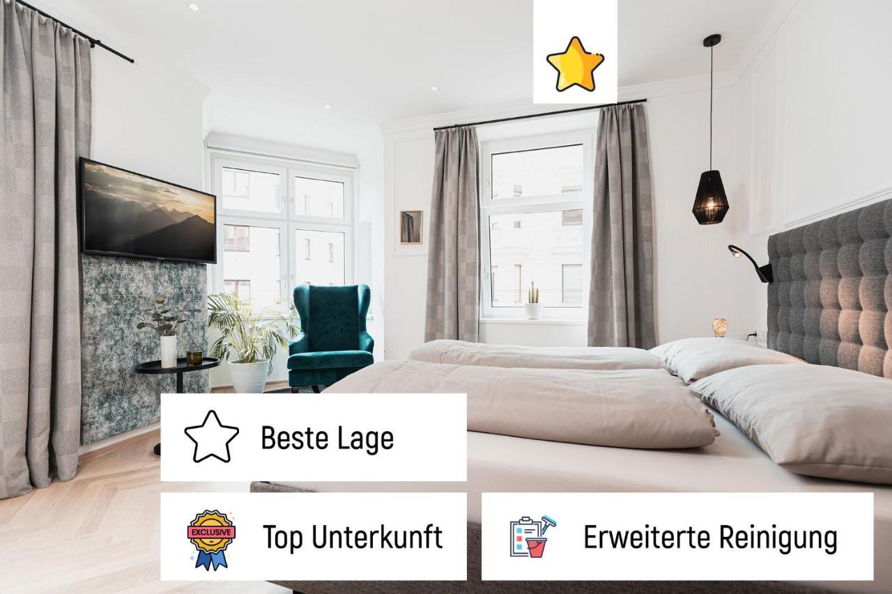 Апартаменты/квартира  Center-Apartment - Große Wohnung Im Stadtzentrum In Perfekter Lage